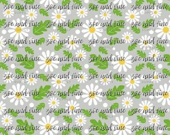 8.5 x 12 Felt Sheets Blue Yellow Felt Daisy Felt Flower Felt Summer Felt Felt Sheets READY to SHIP Craft Felt