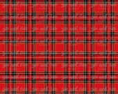 Red Plaid Felt, Christmas Felt, Christmas Plaid Felt, Felt Sheets, Craft Felt, Felt Squares
