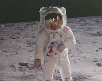 NASA MOON LANDING 1