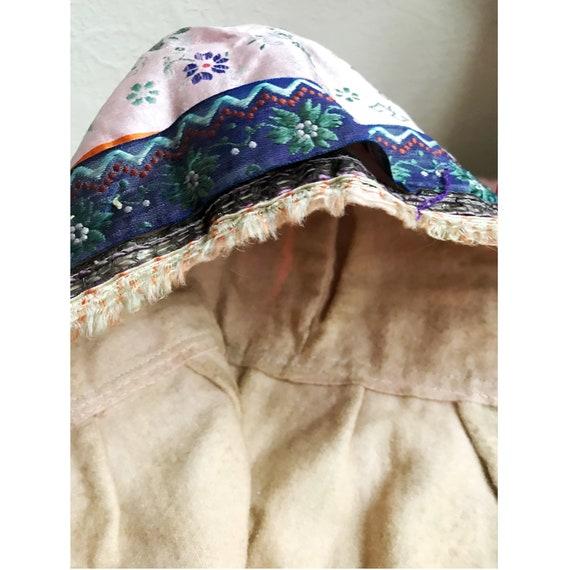 Victorian Baby Bonnet - Antique Bonnet - Sun Bonn… - image 4