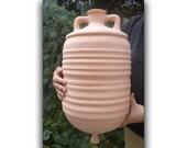 Amphora quot Agora quot terracotta, a replica of the Roman amphorae