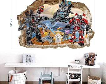 Japan,Samurai Decal,Sticker Kids Room,Snake,Wall Art,Mangu Nursery Decor Stickers,Dragon East Vinyl Decal Housewares GF284 Art