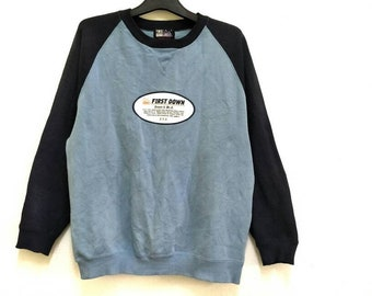 Vintage first down sweatshirt