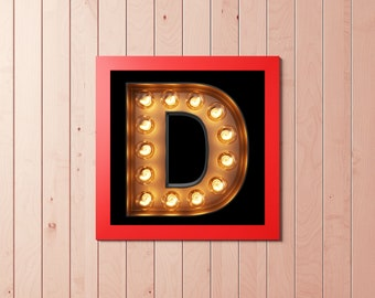 Letter D,D is for,Digital,Download,Decor,Home,Office,Gift,Baby Shower,Gift,,Baby shower,Name,Word,Meaning,D means