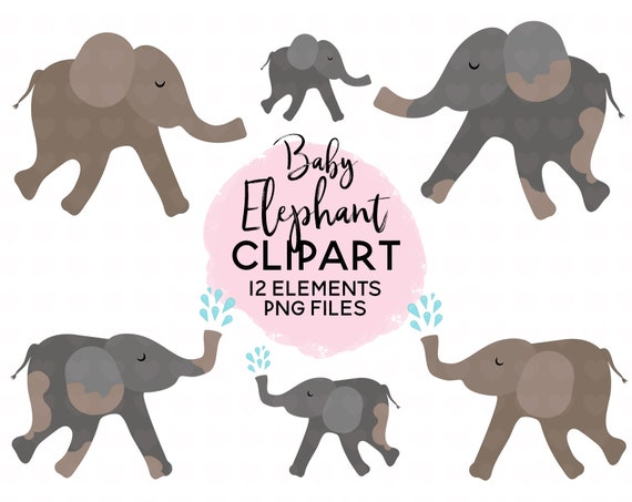 Baby Elephant Png File Elephant Clipart Elephants Clipart Etsy Check out our elephant png file selection for the very best in unique or custom, handmade pieces from our digital shops. etsy