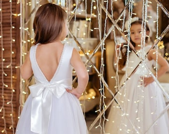 101fe384431 Flower girl dress