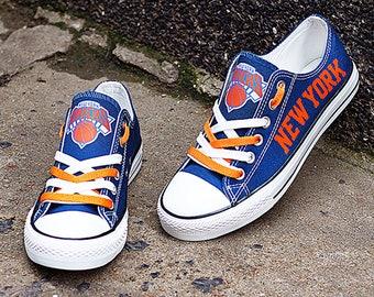 8ac793750d06 New York Knicks Custom Shoes