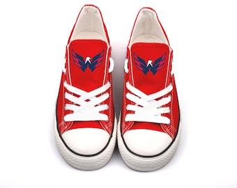45fe73ed8 Washington Capitals Custom Shoes