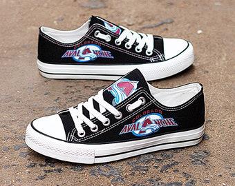 Colorado Avalanche Custom Shoes 4288a2f76