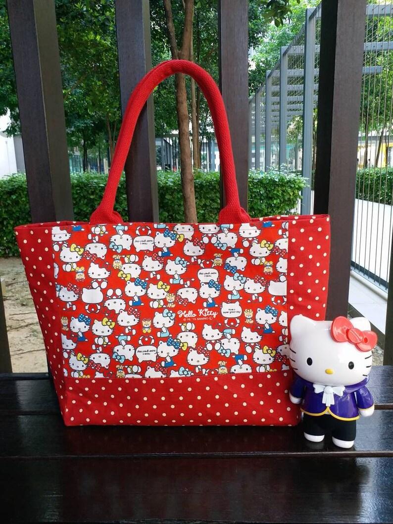 a08708f1a424 Sanrio Hello Kitty Shoulder Bag Hello Kitty Purse Hello