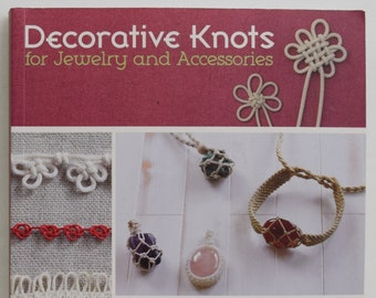 Decorative Knots for Jewelry and Accessories by Boutique-sha -  78 decorative knots (softcover)