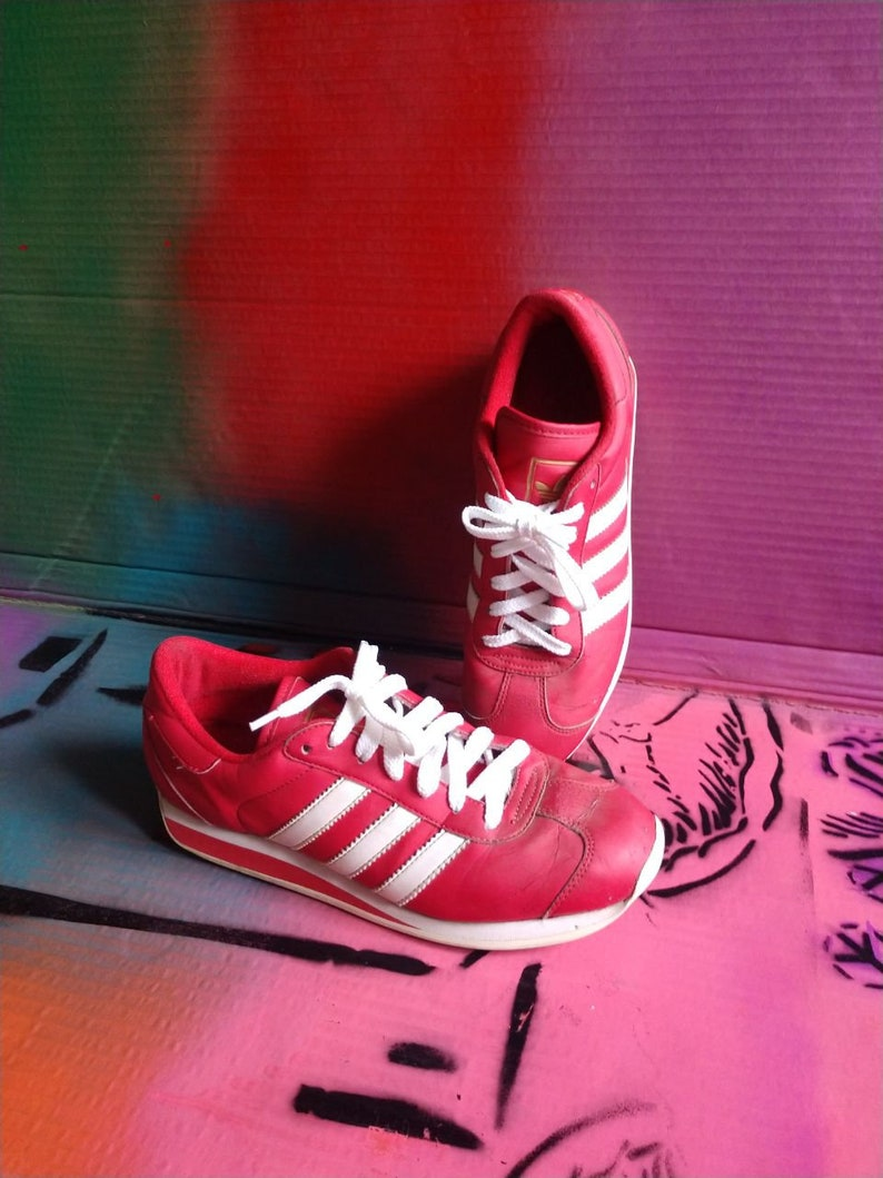 online store f4c69 e4edd 90 s vintage Adidas Racer sneakers adidas trainers shoes   Etsy