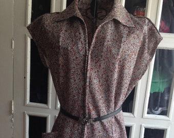 Original 70s dress size 14