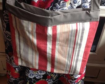 Handmade bag crossbody