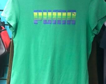 a1cb6d86 Vintage puma tshirt 14