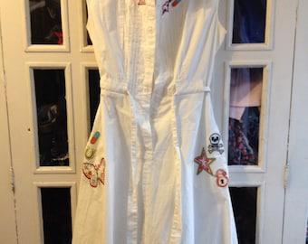 Vintage top shop dress uk 10 4915f3a8e