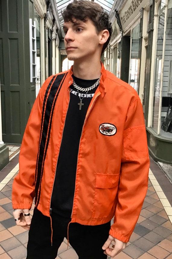 Vintage nascar jacket large