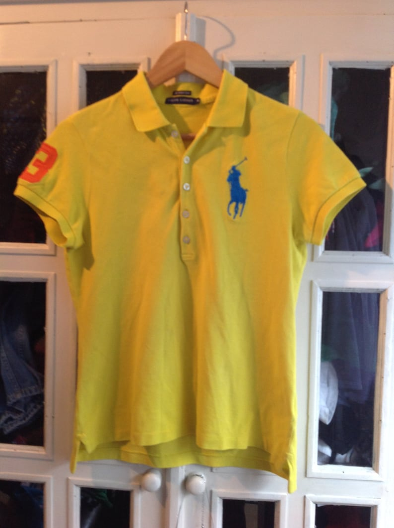 adc6acb5f Preloved Ralph Lauren polo top