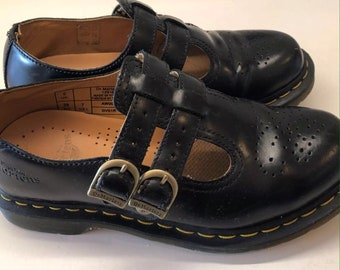 Dr Martens Mary Jane 5