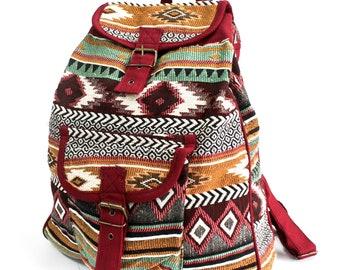 Jacquard Braungüner Backpack