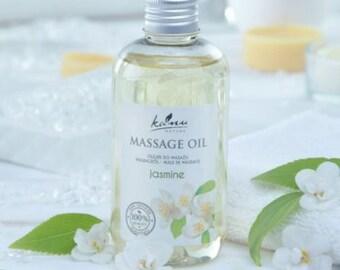 Massage oil jasmin, 200 ml