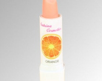 Lip Balm Lip Care pencil orange