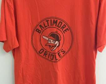 Baltimore Orioles MLB T-Shirt Mitchell And Ness Men s Size Medium 6f74c1aa3