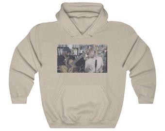 Mac Miller NPR Concert RIP Mac Miller Dont Trip Custom Vintage Heavy Oversized Swim Forever Gift Retro Style Circles Hoodie Merch Sweatshirt