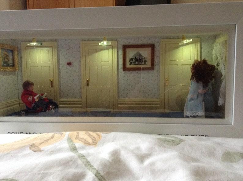 aacb1e6df82c Miniature The Shining Grady Twins Danny Torrance Diorama