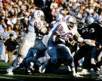 1980 Houston Oilers AFC Wild Card Season on DVD Earl Campbell 1 f483585b2