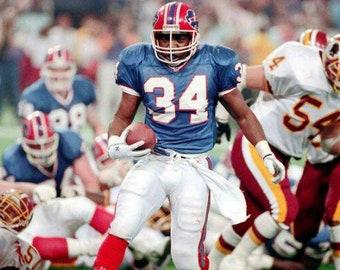11935069d 1991 Buffalo Bills Super Bowl XXVI 26 Season on DVD Thurman Thomas