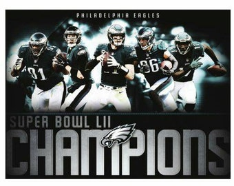 Super Deluxe 7 DVD Edition Philadelphia Eagles Super Bowl 52 LII Edition  with Playoff Games 65d6c29a4