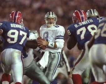 7e194d143f2 1992 Dallas Cowboys Super Bowl XXVII 27 Season on DVD Troy Aikman