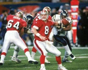 b3a7078b455 1994 San Francisco 49ers Super Bowl XXIX 29 Season on DVD Steve Young
