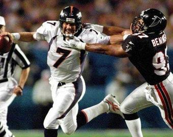 1998 Denver Broncos Super Bowl XXXIII 33 Season on DVD John Elway da22e7542