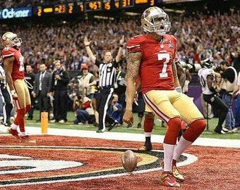 2012 San Francisco 49ers Super Bowl XLVII 47 Season on DVD Colin Kaepernick 7e4953a49