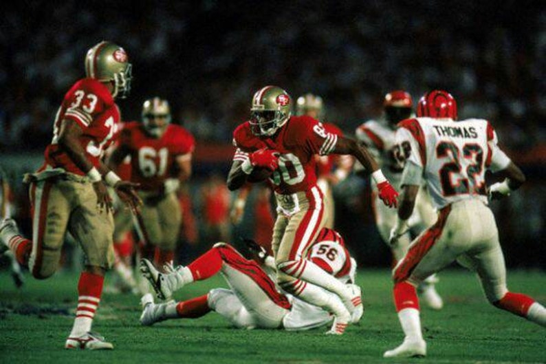Top 1988 San Francisco 49ers Super Bowl XXIII 23 Season on DVD | Etsy  free shipping