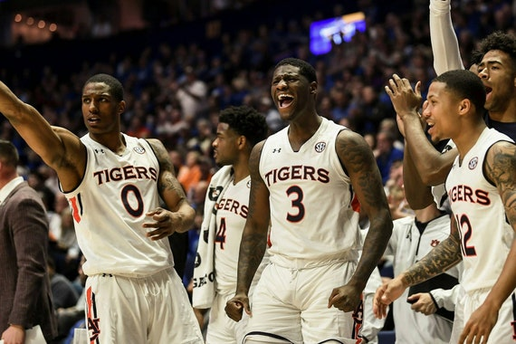 2019 Auburn Tigers Ncaa Men S Basketball Final Four Run On Dvd All 5 Games