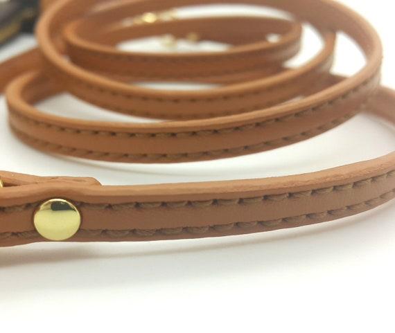 Bracelet en cuir fabriqués à la main vachetta véritable   Etsy d33d6936c5d