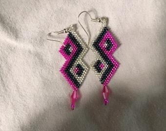Handmade Native American Earrings
