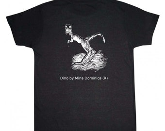 Dino T-Shirt made By Mina Dominica