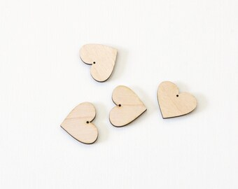Heart - laser cutting. Wood Shape