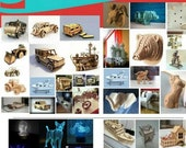 40.000 Super MEGA Pack DXF files CNC files 3D and 2D laser, plasma cutter
