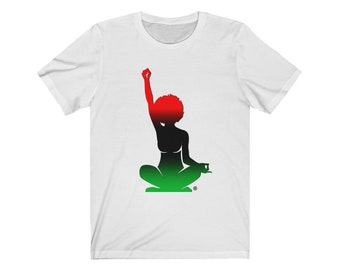 Black Liberation - Unisex Jersey Short Sleeve Tee
