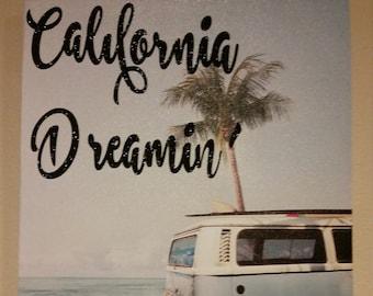 California Dreamin' beach volkswagen