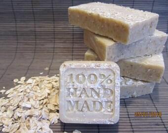 SOAP-SCRUB Oatmeal, Honey and Milk