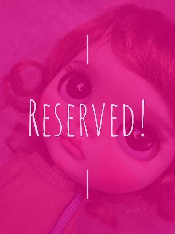 Customized ooak blythe doll by RissieDolls Factory/fake Blythe doll Ollie