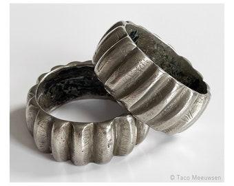 Pair of Aït Atta bracelets