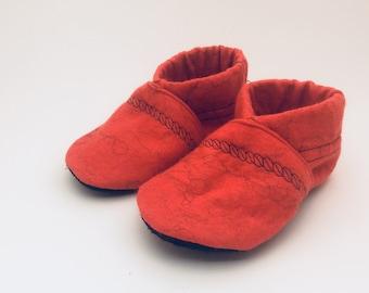 "Baby Slippers ""Carla"" Gr. 22"