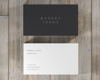 Business Card Design Etsy